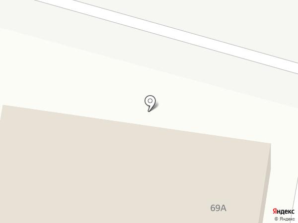 Эврика на карте Днепропетровска
