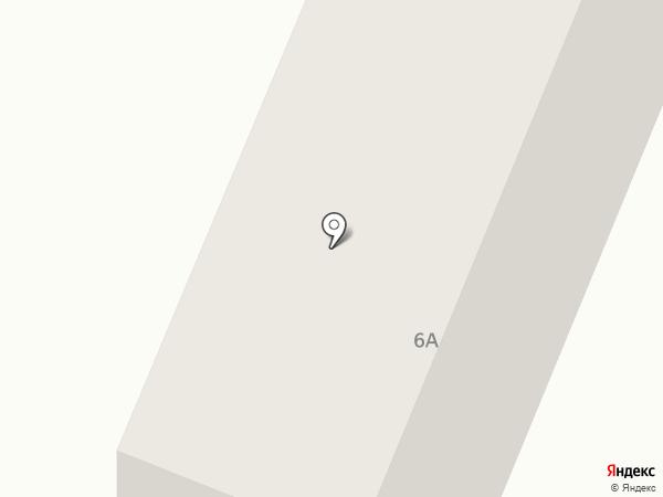 Сервис-Мастер на карте Днепропетровска