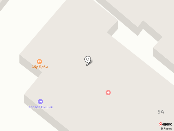 НОВА СТАЛЬ на карте Днепропетровска