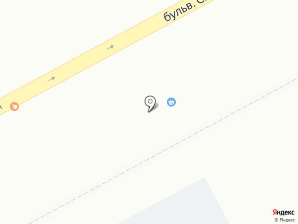 Мрія на карте Днепропетровска