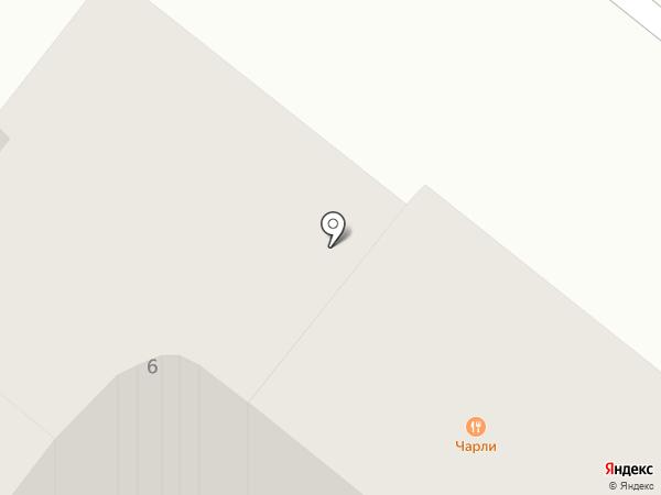 Да Вінчі на карте Днепропетровска
