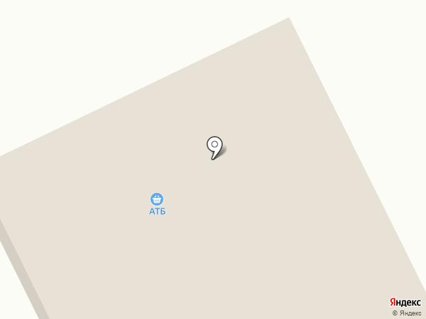 Яшма, ПТ на карте Днепропетровска