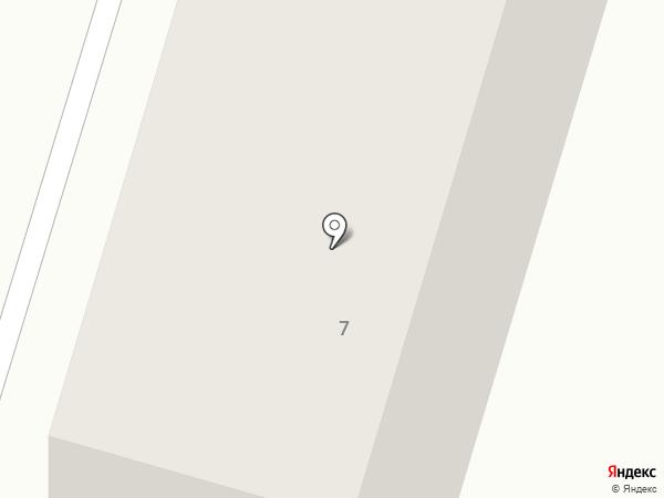 Энрико на карте Днепропетровска