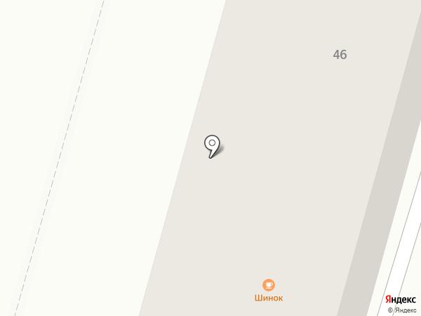 МИР ОБУВИ на карте Днепропетровска