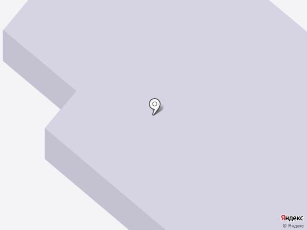 Підгородненська середня загальноосвітня школа №3 на карте Подгородного