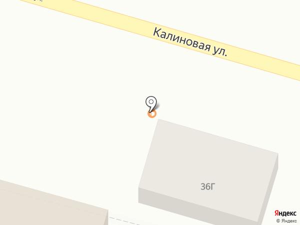 Домъ пива на карте Днепропетровска