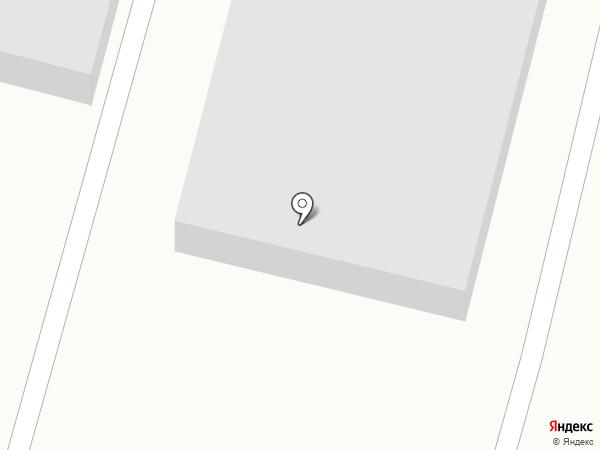 Автомобилист на карте Днепропетровска