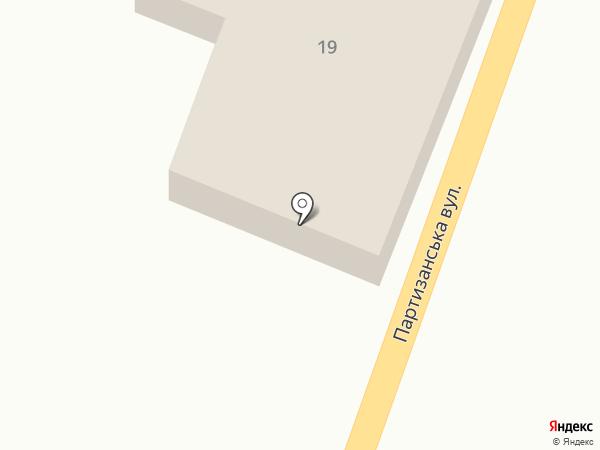Рыбный магазин на карте Подгородного