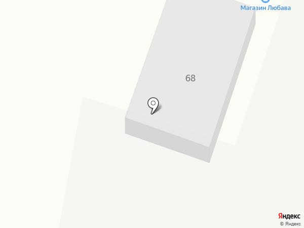 Система на карте Подгородного