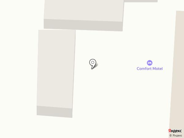 Комфорт на карте Подгородного