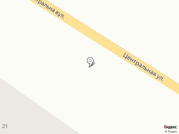 Эдисон на карте Подгородного