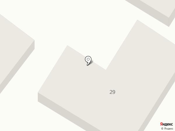 Магазин строительных материалов на карте Подгородного