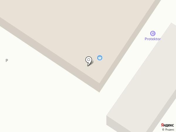 Смачне курча на карте Подгородного