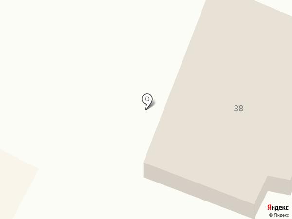 Почтовое отделение №1 на карте Подгородного