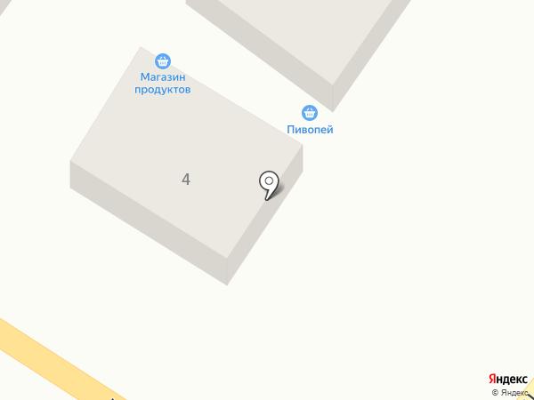 Пивопей на карте Подгородного