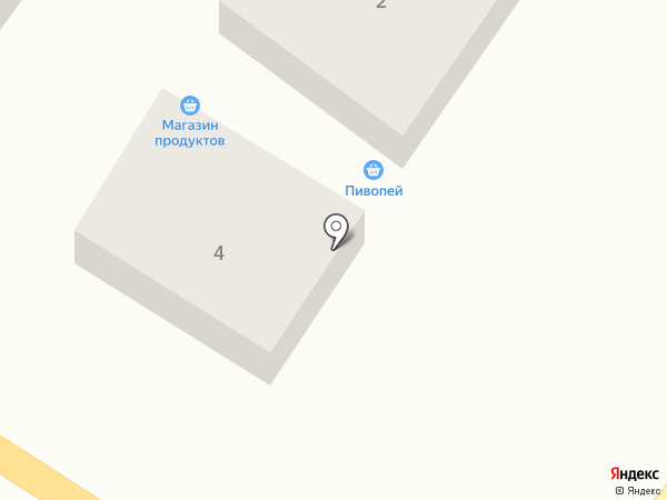 Водограй на карте Подгородного