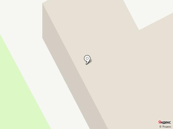 Автодель на карте Днепропетровска