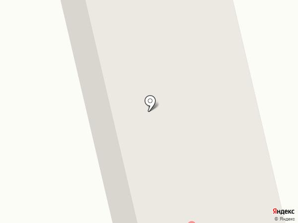 Стело на карте Днепропетровска