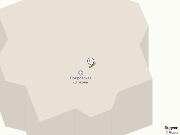 Свято-Покровский Храм на карте Днепропетровска