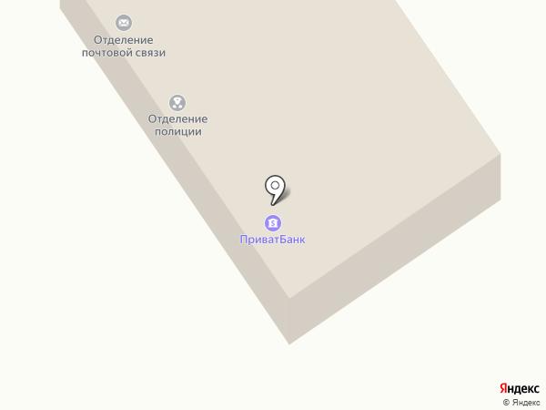 Олександрівська сільська рада на карте Александровки