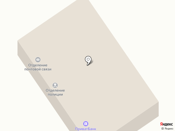 Терминал самообслуживания, КБ ПриватБанк на карте Александровки
