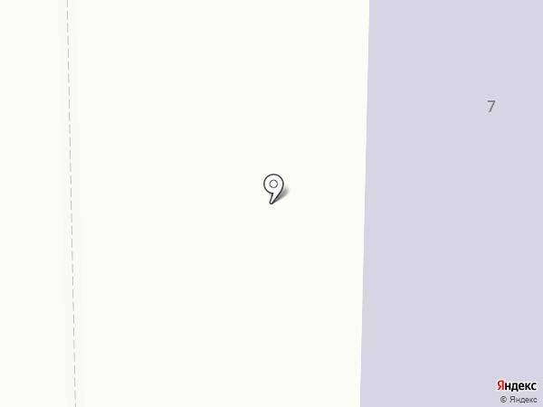 Навчально-виховний комплекс №1 на карте Новомосковска