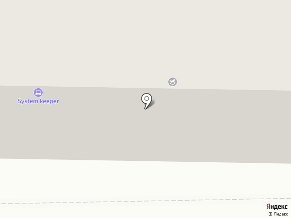 Воля на карте Новомосковска