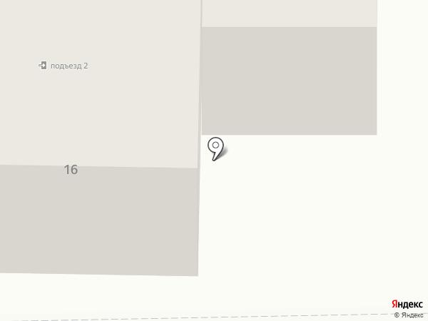 Трубник, КП на карте Новомосковска