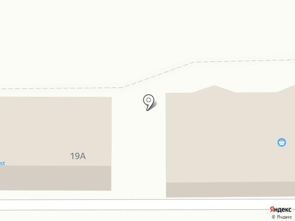 Банкомат, Райффайзен Банк Аваль, ПАО на карте Новомосковска
