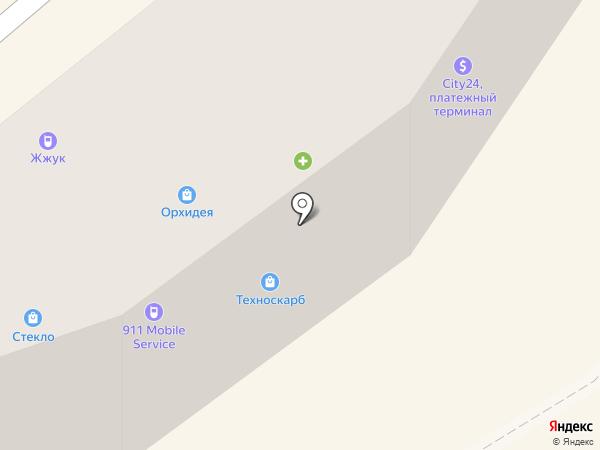 Элит-классик на карте Новомосковска