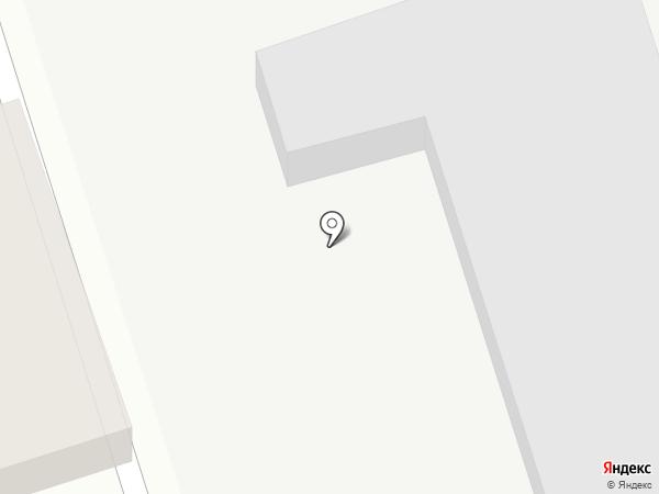 Новомосковськтеплоенерго, КП на карте Новомосковска