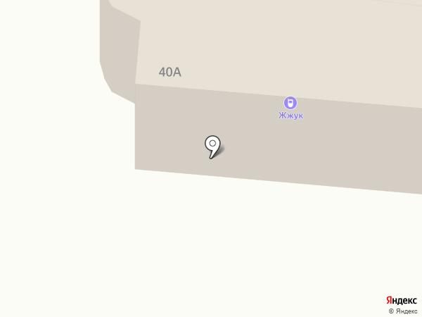 Терминал самообслуживания, УкрСиббанк на карте Новомосковска