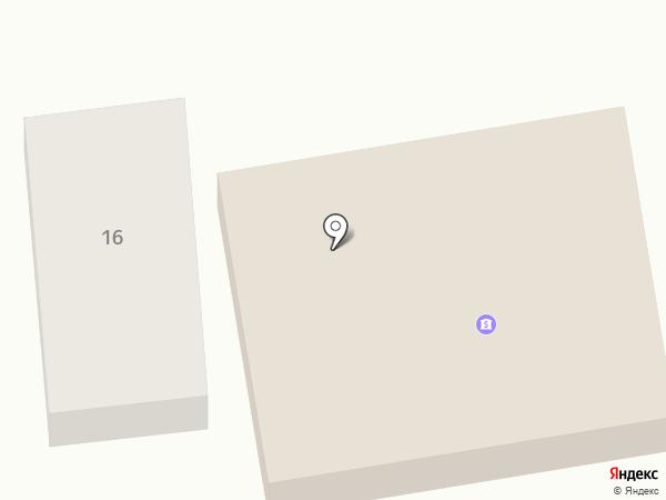 Магазин спецодежды на площади Победы на карте Новомосковска