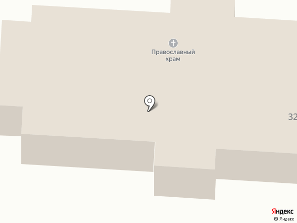 Свято-Троицкий Храм на карте Новомосковска