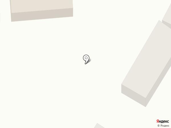 Ремонтная мастерская на карте Новомосковска