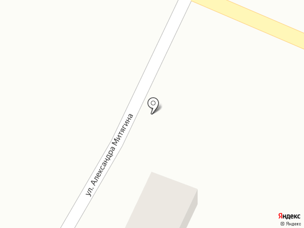 Харон на карте Новомосковска