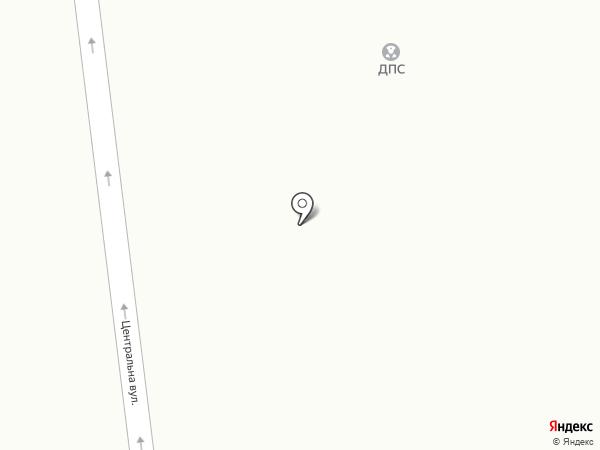 Іларіонівський поліцейський офіс №11 на карте Илларионово