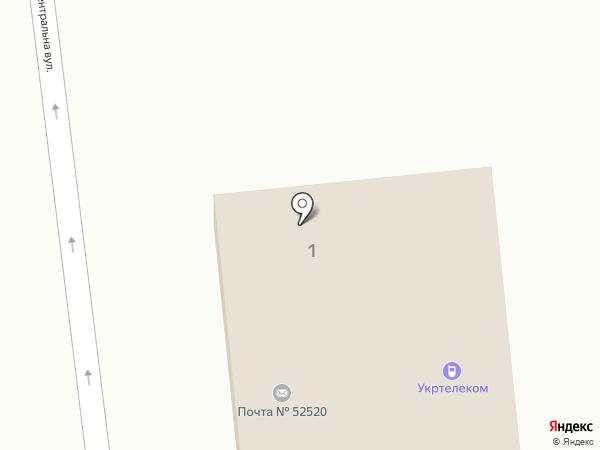Банкомат, Ощадбанк на карте Илларионово