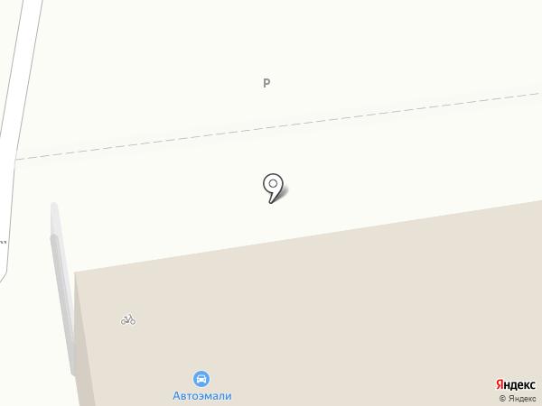 Микро-Схема на карте Твери