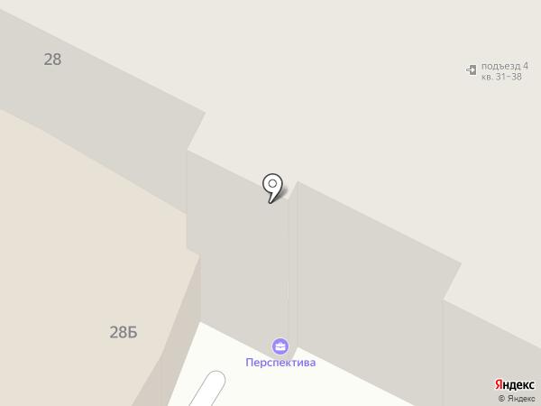 Светлячок на карте Твери