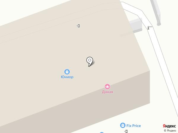 Ремонтно-строительная компания на карте Твери