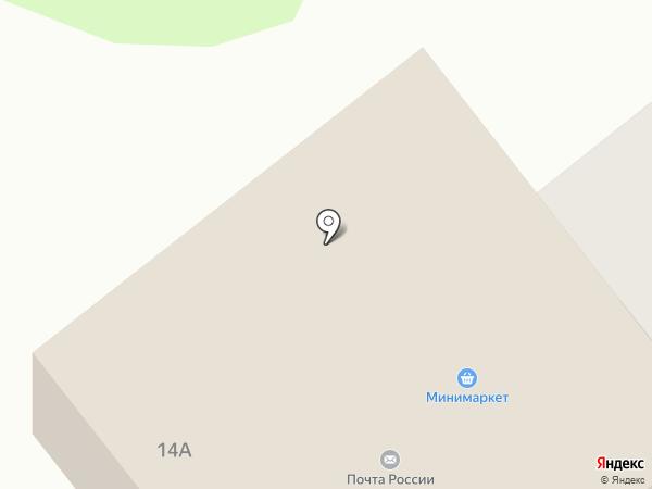 Никольские бани на карте Никольского