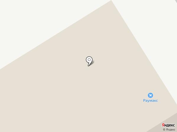 НорманнСталь на карте Твери