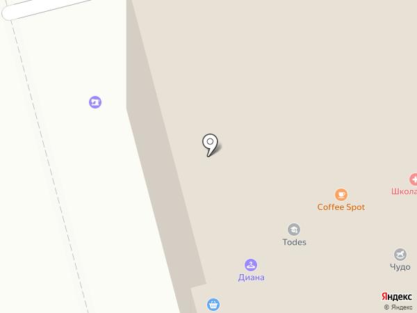 Банкомат, МДМ Банк на карте Твери