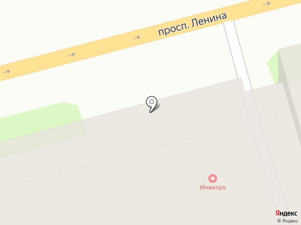 Пивко-табачок на карте Твери