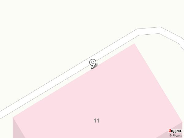 Стоматологическая поликлиника №3 на карте Твери