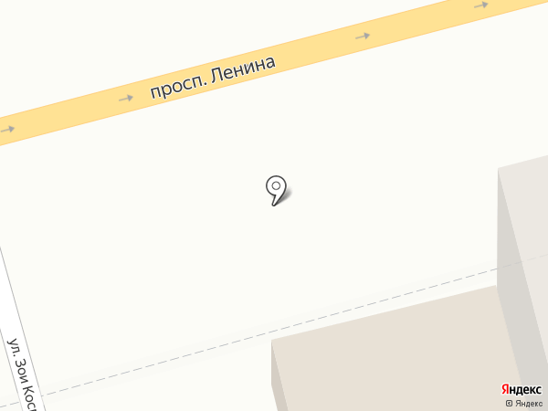 Цветочный магазин на карте Твери