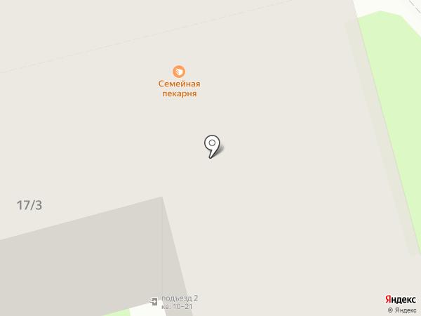 Магазин одежды и обуви на карте Твери