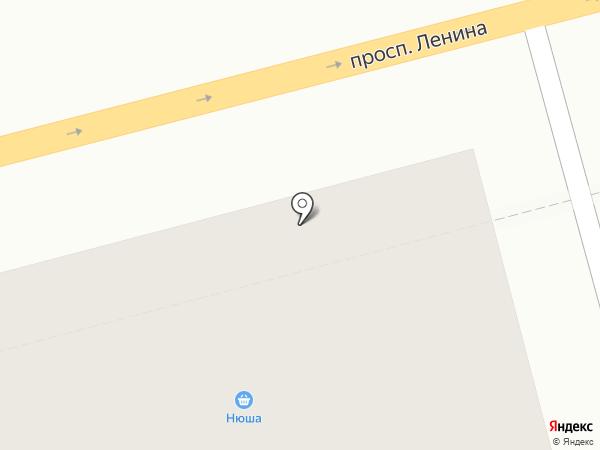 Ринтек на карте Твери