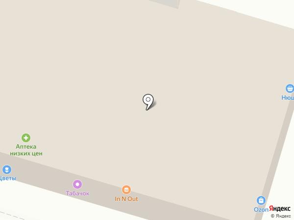 Мясной магазин на карте Твери